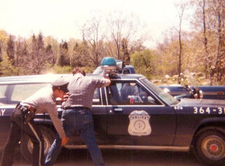 Vehicles throughout the years- Rhode Island -Charlestown